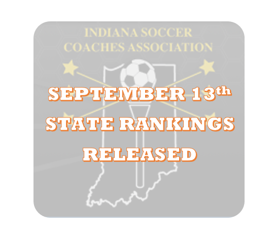ISCA September 13th State Rankings Released